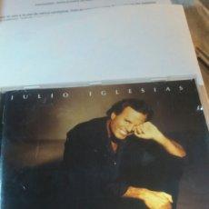 CDs de Música: CD JULIO IGLESIAS