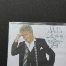 CDs de Música: ROD STEWART AS TIME GOES BY. Lote 88795512