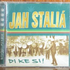 CDs de Música: JAH STALIÁ-DI KE SI-1998. Lote 88796696
