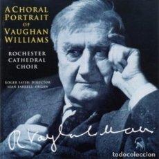 CDs de Música: A CHORAL PORTRAIT / RALPH VAUGHAN WILLIAMS CD - CLASSIC. Lote 88816180