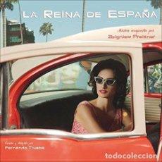 CDs de Música: LA REINA DE ESPAÑA / ZBIGNIEW PREISNER CD BSO - QUARTET. Lote 88818880