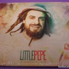 CDs de Música: LITTLE PEPE - LA FÁBRICA DE LÍRICA - CD PRECINTADO.. Lote 185226403