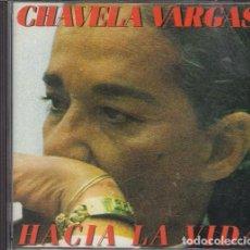 CDs de Música: CHAVELA VARGAS - HACIA LA VIDA - CD MUY RARO DESCATALOGADO UNICAMENTE EDITADO EN ESPAÑA. Lote 88833348