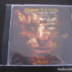 CDs de Música: DREAM THEATER - METROPOLIS PT 2 SCENES FROM A MEMORY. Lote 88839360