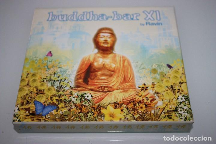 BUDDHA-BAR XI BY RAVIN LOUNGE DOBLE CD (Música - CD's World Music)