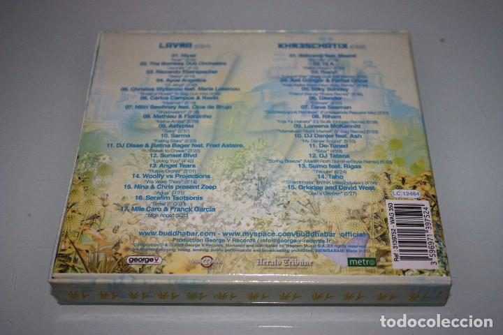 CDs de Música: Buddha-Bar XI By Ravin Lounge Doble CD - Foto 3 - 88845336