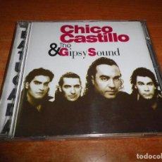 CDs de Música: CHICO CASTILLO & THE GIPSY SOUND BATUCADA CD ALBUM DEL AÑO 1998 CONTIENE 9 TEMAS. Lote 278683798