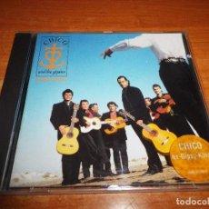 CDs de Musique: CHICO & THE GIPSIES TENGO TENGO CD ALBUM DEL AÑO 1992 ALEMANIA GIPSY KINGS CONTIENE 12 TEMAS. Lote 186444088