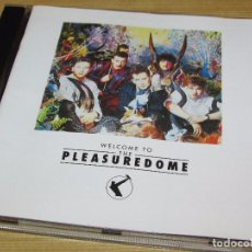 CDs de Música: FRANKIE GOES TO HOLLYWOOD WELCOME TO THE PLEASURE DOME *IMPECABLE*. Lote 88882688