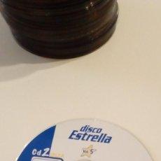 CDs de Música: BAL-8 CD DE MUSICA SOLO CD SIN CARATULA DISCO ESTRELLA VOL 5 CD 2 IBIZA . Lote 88888972