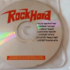 CDs de Música: CD PROMOCIONAL DE LA REVISTA ROCK HARD. . Lote 88903356