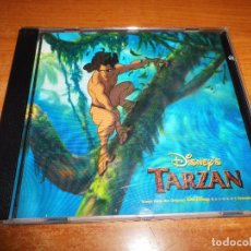 CDs de Música: TARZAN PHIL COLLINS BANDA SONORA WALT DISNEY CD SINGLE 1999 ROSIE O´DONNELL YOU'LL BE IN MY HEART. Lote 88912124