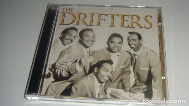 CD - THE DRIFTERS - SIGNATURE - MADE IN UK - THE DRIFTERS - BEN E KING (Música - CD's Jazz, Blues, Soul y Gospel)