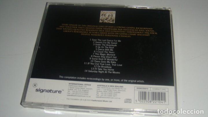 CDs de Música: CD - THE DRIFTERS - SIGNATURE - MADE IN UK - THE DRIFTERS - BEN E KING - Foto 2 - 88963240