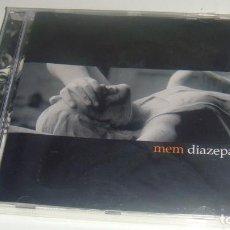 CDs de Música: CD - MEM - DIAZEPAN - NUEVO Y PRECINTADO - MUSICA EN CATALA. Lote 88964584