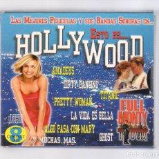 CDs de Música: ESTO ES HOLLYWOOD (CAJA 8 CD, DISCO LOCO ). Lote 88970664