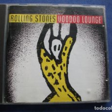 CDs de Música: ROLLING STONES - WOODOO LOUNGE - CD ALBUM 1994 . Lote 89012060
