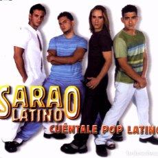 Musik-CDs - SARAO LATINO - CUENTALE POP LATINO CD SINGLE 3 TEMAS SPAIN 2001 - 89063844