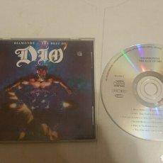 CDs de Música: DIO THE BEST OF. Lote 89073271