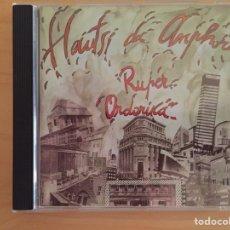 CDs de Música: RUPER ORDORIKA: HAUTSI DA ANPHORA. Lote 89075648
