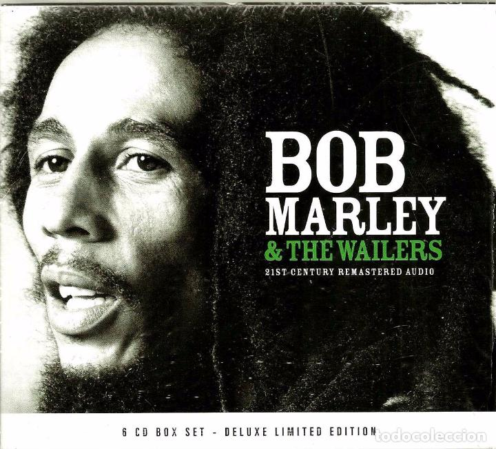 CDs de Música: BOB MARLEY & THE WAILERS * BOX SET 6xCD *21st Century Remastered * DIGIPACK *Caja precintada! - Foto 3 - 128949700