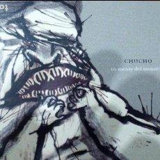 CDs de Música: CHUCHO LA MENTE DEL MONSTRUO MAXI SINGLE CD CARTON 5 TEMAS INDIE JAVIER ARAMBURU SURFIN BICHOS. Lote 89096128