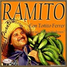 CDs de Música: RAMITO. COLECCIÓN ILATINA. Lote 89171388