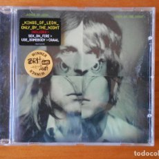 CDs de Música: CD KINGS OF LEON - ONLY BY THE NIGHT (Y6). Lote 89194576