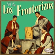 CDs de Música: LOS FRONTERIZOS. COLECCIÓN ILATINA. Lote 89269008