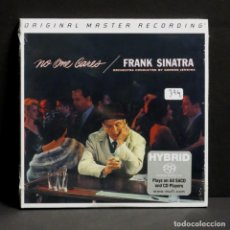 CDs de Música: FRANK SINATRA - NO ONE CARES. LIMITED EDITION. CD SEALED. ORIGINAL MASTER RECORDINGS (BRD). Lote 89278780