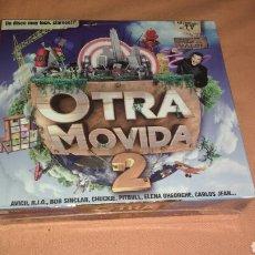 CDs de Música: OTRA MOVIDA 2. DIFICIL, 3 CDS NUEVO PRECINTADO. Lote 89286424