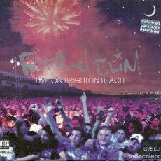CDs de Música: CD FATBOY SLIM-LIVE ON BRIGHTON BEACH.2002.. Lote 89297944