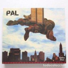 CDs de Música: PAL, CANCIONES HACIA EL FIN DE UNA ESPECIE, (SPACE ROCK) SELLO LIMBO STARR. Lote 89315952