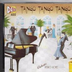 CDs de Música: ** CD54 - TANGO TANGO TANGO - ORCHESTER PEDRO GONEZ. Lote 89323624