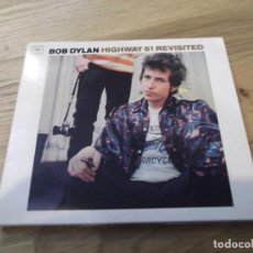 CDs de Música: BOB DYLAN. HIGHWAY 61 REVISITED. CD. ESTILO DIGIPACK. MADE IN AUSTRIA. 2003. COLUMBIA ESTEREO. CBS. Lote 89339404