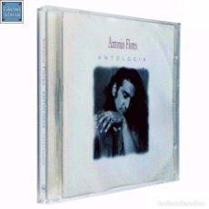 CDs de Música: ANTOLOGÍA / ANTONIO FLORES / CD / RCA BMG 1996. Lote 60761639