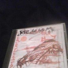 CDs de Música: JEFE DE LA M - ENTRA EL DRAGON CD ALBUM 2003 NACH TITO TOTEKING KEYO SHOTTA ZATU DOGMA HIP HOP RAP. Lote 89396912