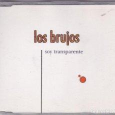 CDs de Música: LOS BRUJOS,SOY TRANSPARENTE + 2 TEMAS MAS. Lote 89414420