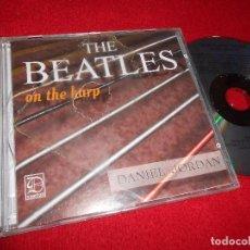 CD di Musica: DANIEL JORDAN THE BEATLES ON THE HARP CD 2004 ESPAÑA SPAIN BEATLES VERSIONES HARPA. Lote 89479668