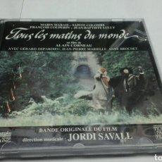 CDs de Música: TOUS LES MATINS DU MONDE.CD. Lote 89481010