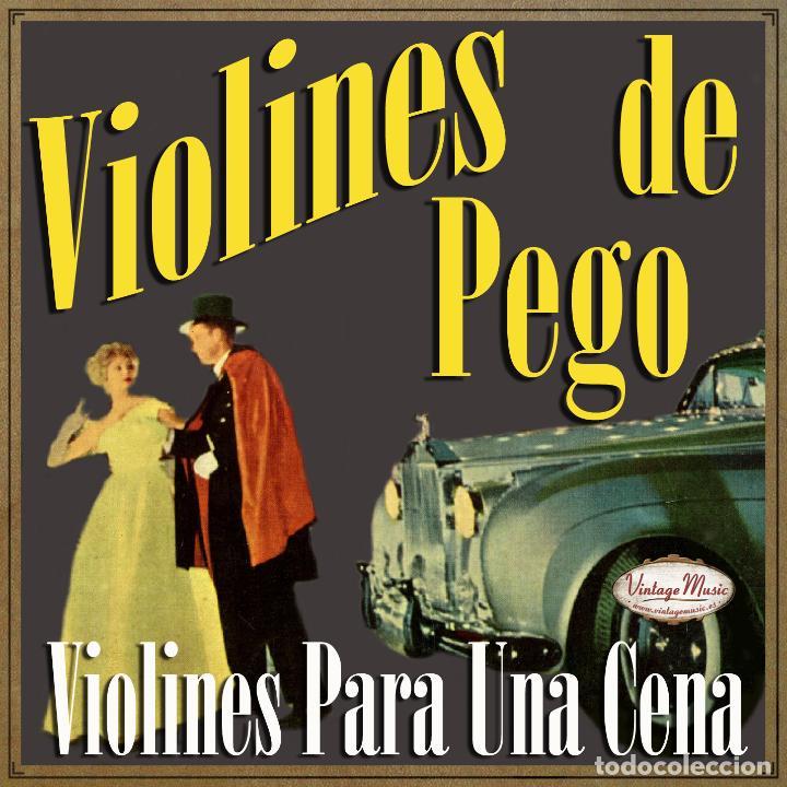 VIOLINES DE PEGO. COLECCIÓN ILATINA (Música - CD's Latina)