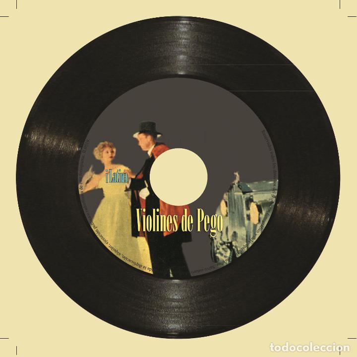 CDs de Música: VIOLINES DE PEGO. Colección iLatina - Foto 3 - 89556672