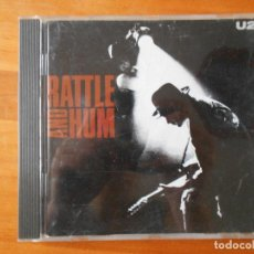 CDs de Música: CD U2 - RATTLE AND HUM (Z6). Lote 89560660
