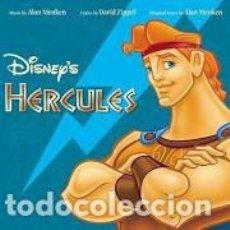 CDs de Música: DISNEY'S HERCULES O.S.T. (CD) EDICION EUROPEA DE 2006 - NUEVO!!. Lote 89566204