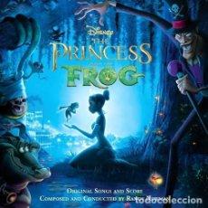 CDs de Música: RANDY NEWMAN - THE PRINCESS AND THE FROG O.S.T. (CD) EDIC. EUROPEA 2009 - NUEVO!!. Lote 89579664