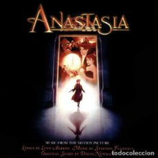 CDs de Música: DAVID NEWMAN - ANASTASIA O.S.T. (CD) EDIC. AMERICANA 1.997 - NUEVO!!. Lote 89580428