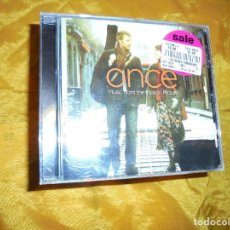 CDs de Música: ONCE. MUSIC FROM THE MOTION PICTURE. CD. SONY. IMPECABLE. Lote 89600380