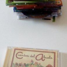 CDs de Música: BAL-4 CD CUENTOS DEL ABUELO . Lote 89605124