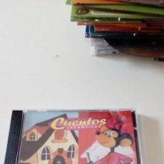 CDs de Música: BAL-4 CD CUENTOS INFANTILES LA CASITA DE CHOCOLATE LA RATITA PRESUMIDA . Lote 89605676