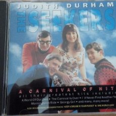 CDs de Música: THE SEEKERS A CARNIVAL OF HITS CD. Lote 89611772